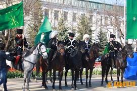Черкесских конников не пустили на шествие в Майкопе