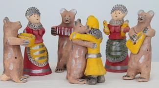 В Липецке завершился фестиваль мастеров народной игрушки