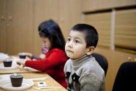 Детей мигрантов будут учить русскому языку с детского сада