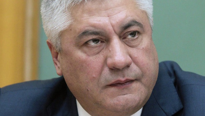 Глава МВД считает борьбу с этническими ОПГ приоритетной деятельностью