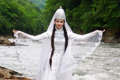 В Адыгее выбрали самую красивую черкешенку