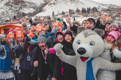 В Красноярске прошла Универсиада дружбы народов