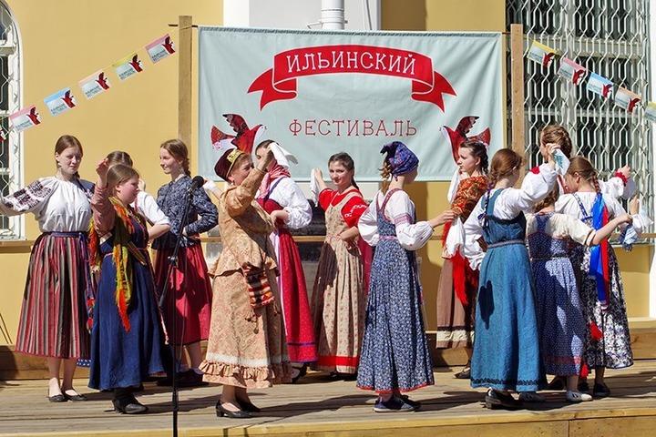 Певческие традиции разных областей России представили на Ильинском фестивале в Петербурге