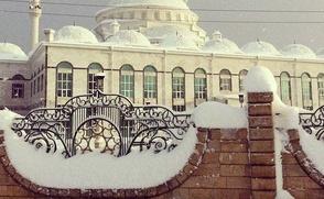 Жителя Удмуртии признали виновным в экстремизме за надпись на снегу