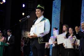 Олимпиаду по татарскому языку второй раз подряд выиграл японец из Великобритании