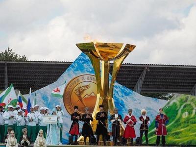 Ингушетия победила на фестивале культуры и спорта народов Кавказа