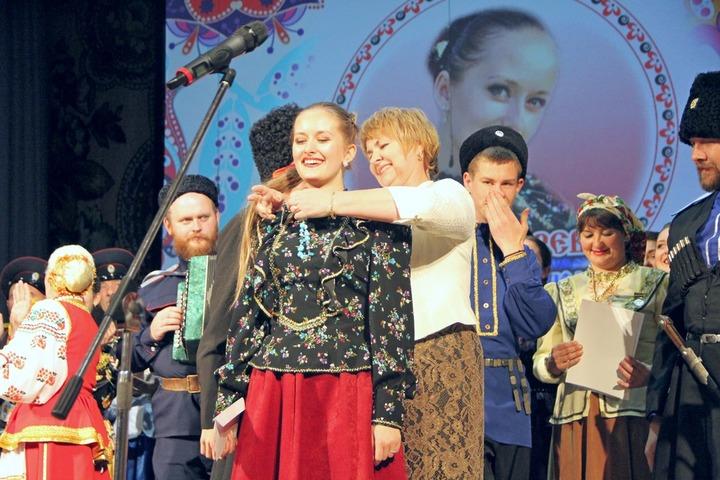 Самую красивую казачку выбрали на Ставрополье