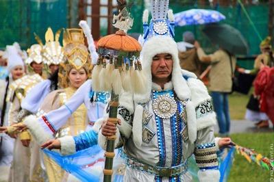Якуты отметили День сайылыка в Хангаласском улусе