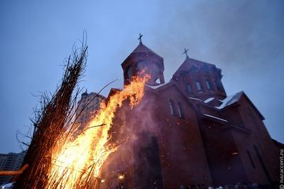 Армянский праздник отметят в Крыму богослужением и народным гуляньем
