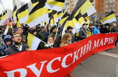 """Московские власти согласовали две площадки для """"Русского марша"""""""