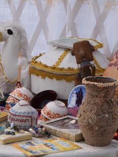 "Лучшую казахскую бабушку выбрали на празднике ""Туган Жер"" в Верхнеуральске"