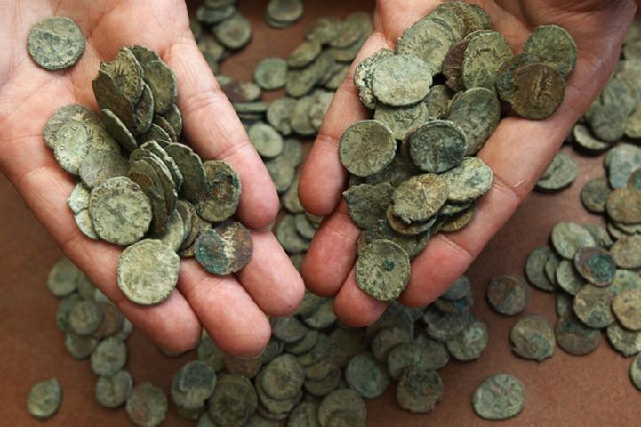 Археологи нашли под Костромой мерянские сокровища