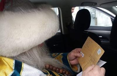 Предъявите документы: бурятский Дед Мороз не может получить бандероль из Магадана