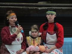 В Удмуртии прошел первый межнациональный фестиваль бабушек