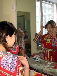 В Томске завершилась детская фольклорная ассамблея