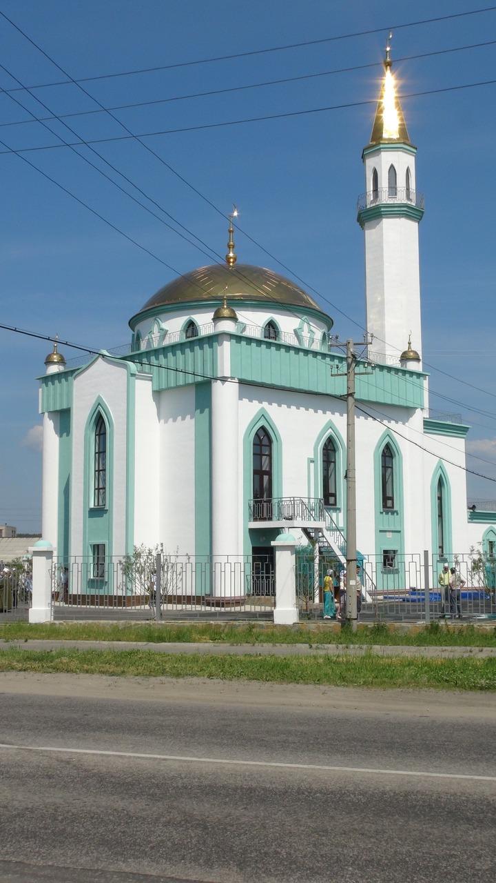 В Челябинской области открыли 80-ю по счету мечеть
