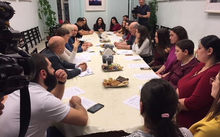 В Екатеринбурге снимут документальный фильм о межнациональных отношениях