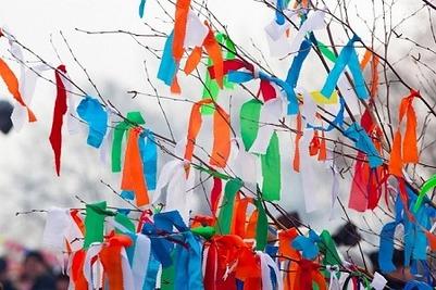 В Хакасии встречают весну и готовятся к новогодним обрядам
