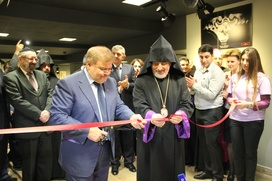 В столице открылся Армянский музей Москвы и культуры наций