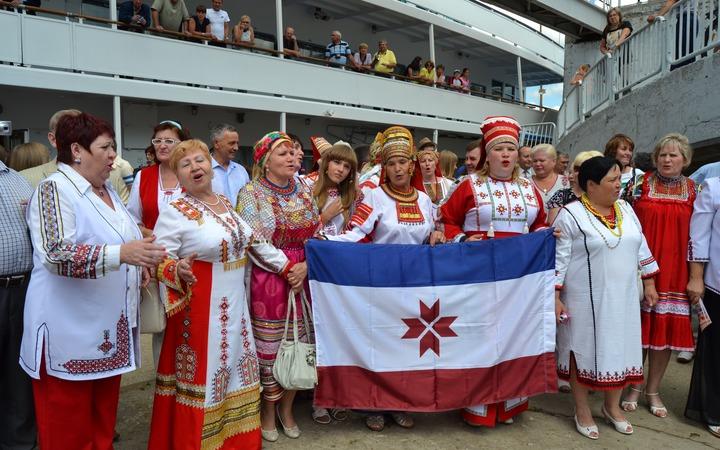 """Этнокультурная экспедиция-фестиваль """"Волга – река мира"""""""
