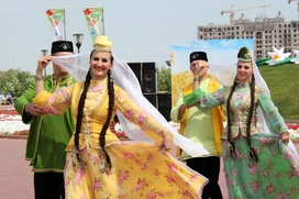 Татарское национальное общество Северной Осетии отметило 25-летие
