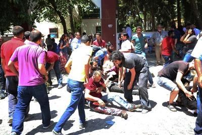 Российские черкесы осудили теракт в турецком городе Суруч