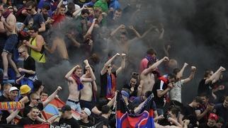 МВД попросили расследовать стычки футбольных фанатов, бьющие по межнациональному миру