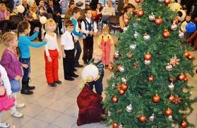 В Москве проведут Елку для детей из национальных диаспор