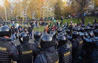 Замглавы МВД: За полтора года полиция пресекла 150 массовых драк на межэтнической почве