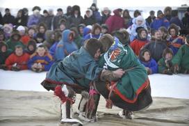 Первая спортивная секция по ненецкой борьбе появится в НАО