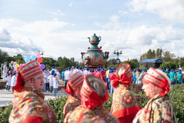 САМОВАРФЕСТ в Ярославле
