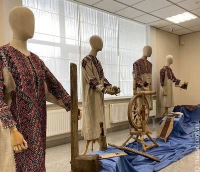 Крапивное ткачество хантов и манси покажут на выставке в Тюмени