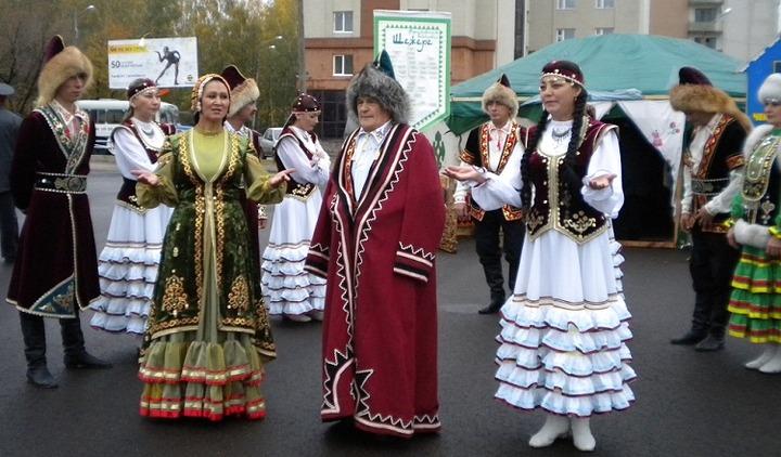 На празднике Шежере-байрамы башкиры вспоминали свои родословные