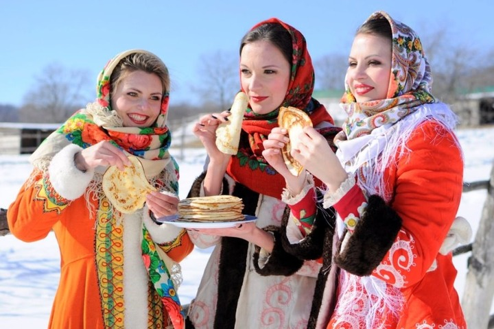 """Масленичный пир и песочное шоу пройдут в парке """"Зарядье"""""""