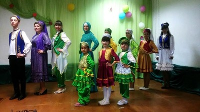 В саратовском Пугачеве прошла неделя татаро-башкирской культуры