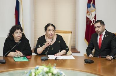 В Московском доме национальностей обсудили ситуацию цыганской общины в Плеханово