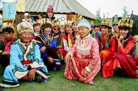 Алтайский свадебный размах