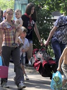Беженцев с Украины – на Кавказ?