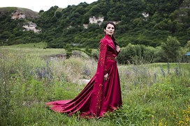 Рождественский концерт этнической музыки проведет Сати Казанова в Москве