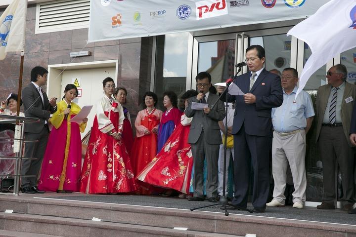 Концерт в честь 150-летия переселения корейцев в Россию пройдет 5 октября