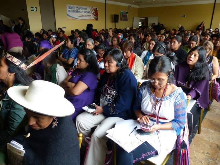На Всемирной конференции женщин коренных народов россиянки рассказали о дефиците мужчин