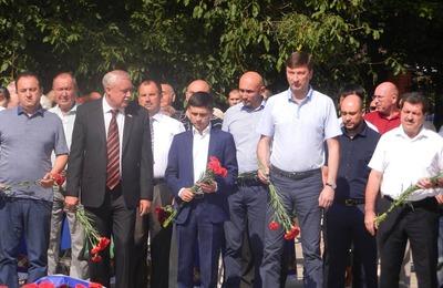 В Крыму почтили память жертв депортации немецкого народа