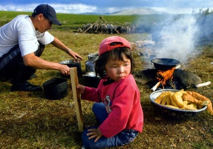 Стойбище тувинских оленеводов воссоздадут в этнокультурном центре в Туве