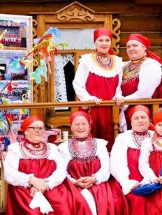 Фестиваль русской народной культуры пройдёт в Краснодаре
