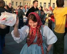 День Победы по-русски отметят у Храма Христа Спасителя