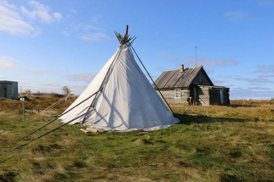 Этнопарк откроется на базе полузаброшенной ненецкой деревни