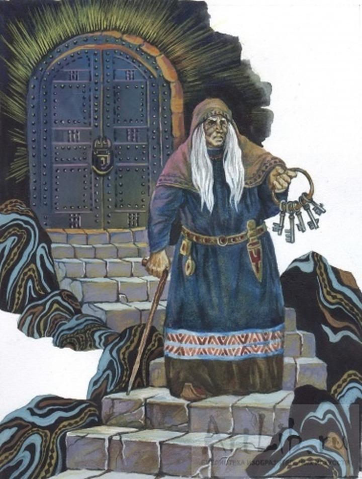 В Карелии мечтали о мельнице Сампо и чествовали Хозяйку Похъёлы