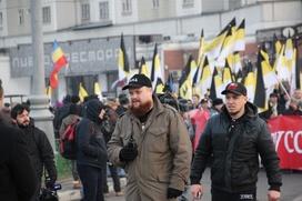 """Националист Демушкин зарегистрировал товарный знак """"Русский марш"""""""