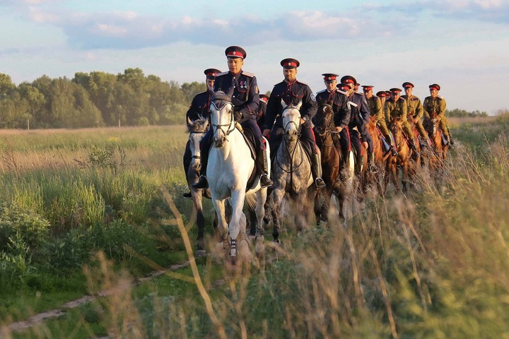 Юбилей Терского казачьего войска отметят конным переходом