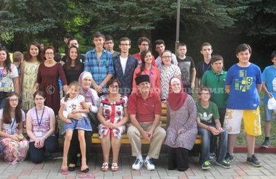 В Нальчике заработал этнолагерь для балкарцев и кабардинцев из разных стран
